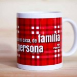 "Taza ""Papa Francisco"""