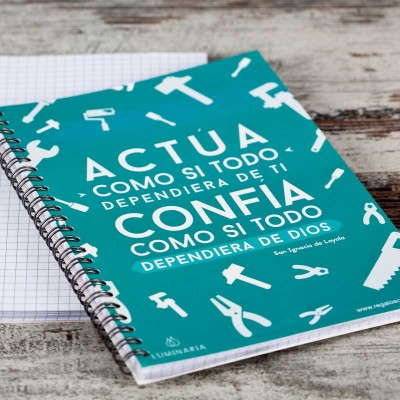 """Cuaderno """"Actúa""""1"""