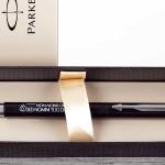 Bolígrafo Parker negro