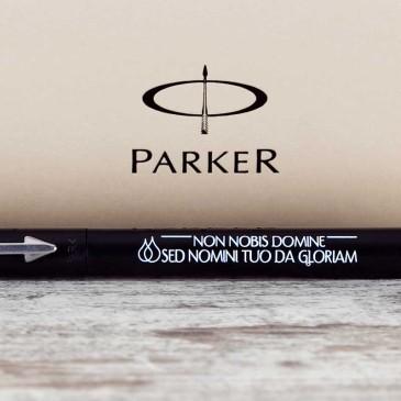 Bolígrafo Parker negro 5