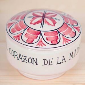 """Cajita rosa """"el hogar""""4"""