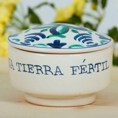 """Cajita verde """"Tierra Fértil""""3"""
