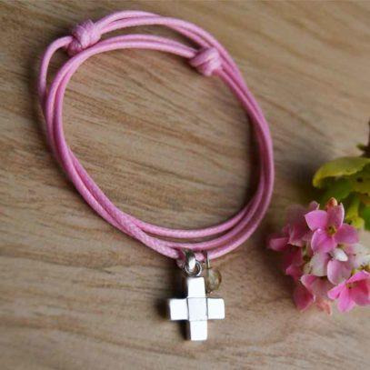 Cruz de plata Francisco