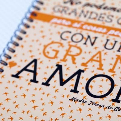 """Cuaderno """"Grandes Cosas""""4"""