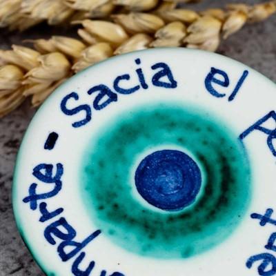 """Imán """"Sacia el Pan"""" redondo3"""