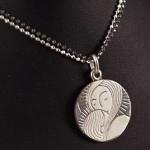 """Medalla """"Virgen María""""5"""