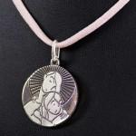 """Medalla """"Virgen Niña""""4"""