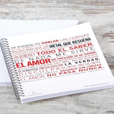 Categoría Cuaderno