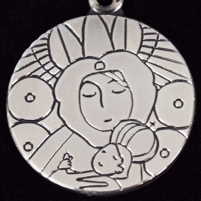 "Medalla ""Virgen del Rocío""1"