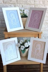 Virgen-del-Pilar-4-láminas-sin-Manto