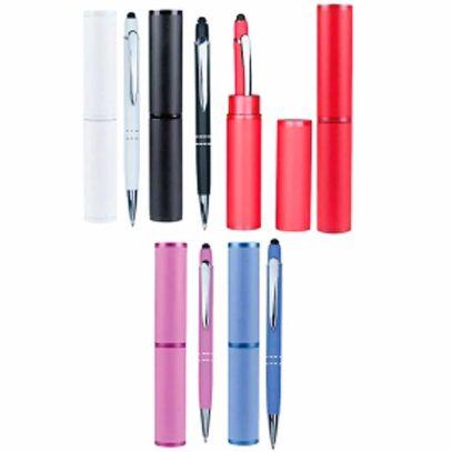 Conjunto set bolígrafos Happy
