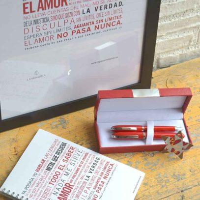 Cartel+Cuaderno+Set-Roma-Rojo