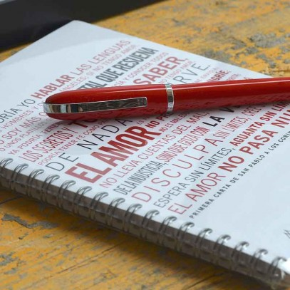 Cuaderno+Roller-Roma-Rojo