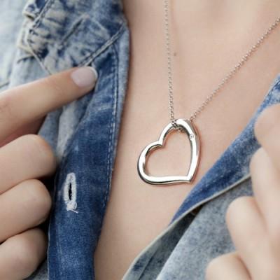 Colgante Corazón San Valentín