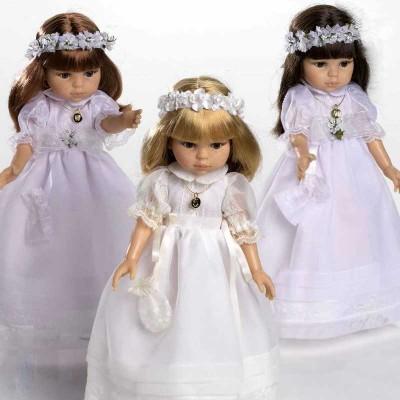 Muñeca Comunion Variadas