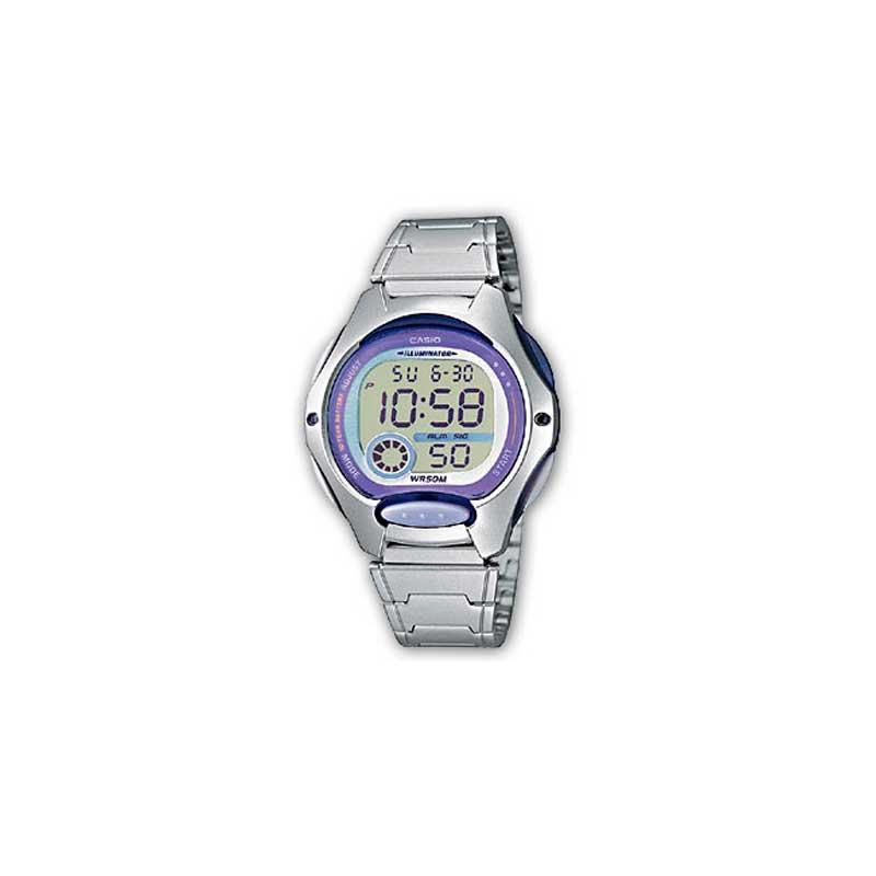 9693347cd1bd Reloj Casio Acero Comunión - Luminaria Regalos Cristianos