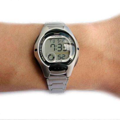 Reloj-Casio-Acero-Negro-Comunión