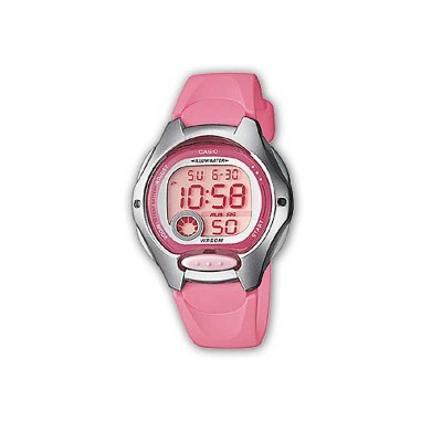 reloj casio juvenil color rosa