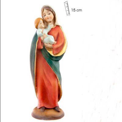 Virgen Madonna con Niño