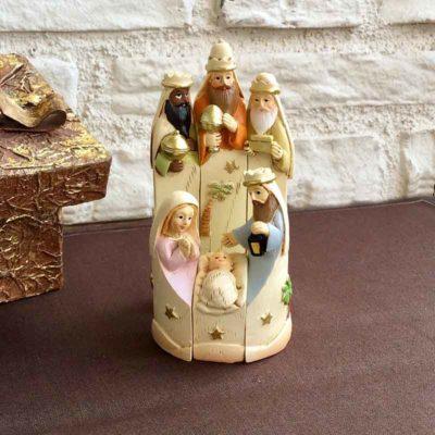 Nacimiento Reyes encajable