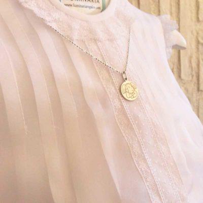 "Medalla de plata ""Angelito Soñador"""