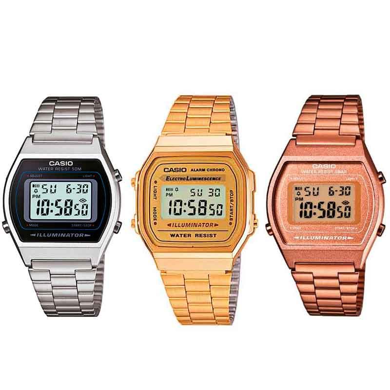 4070b8e9552d Reloj Confirmación Casio Digital 35mm - Luminaria Regalos -