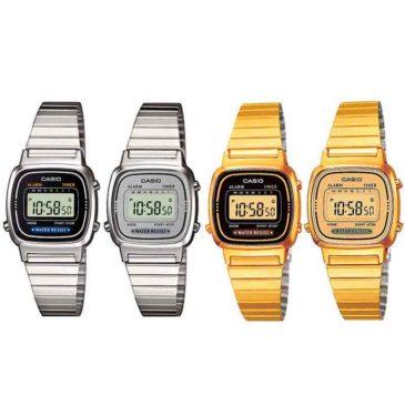 Reloj Confirmación/Comunión Casio digital 25mm