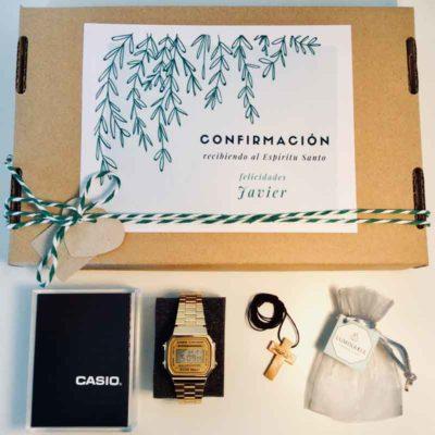 Pack confirmación reloj unise