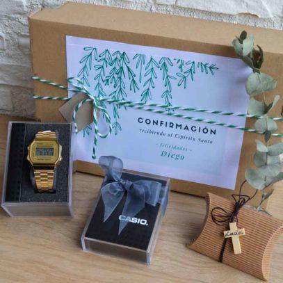Pack Confirmación Reloj unisex