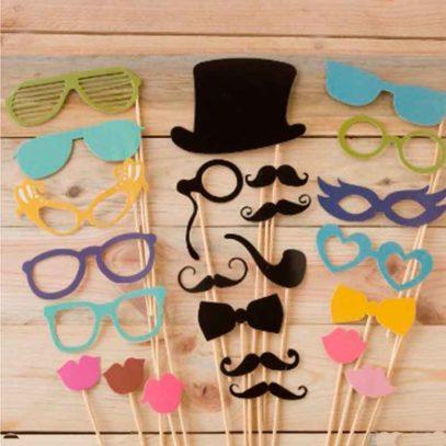 Kits de Photocalls variados para fiestas y celebraciones