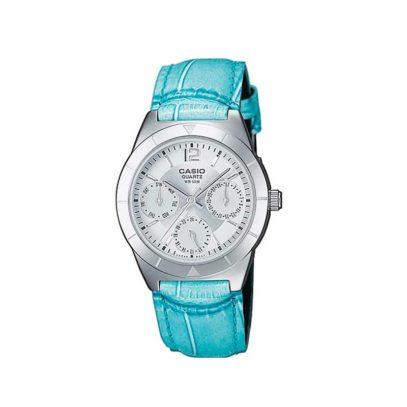 Reloj Casio piel para niña