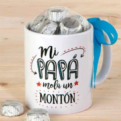 "Taza Mug ""Mi Papá mola"""
