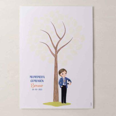 Árbol de firmas comunión
