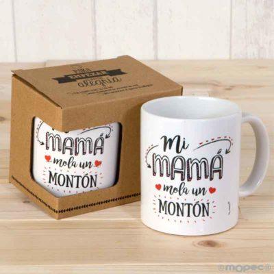 "Taza Mug ""Mi mamá mola"""