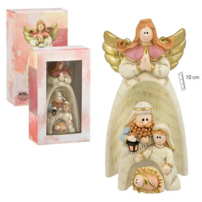 Nacimiento Angel «figuras encajables»